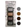 Tim Holtz distress archival mini ink pad kit #3