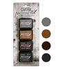 Tim Holtz distress archival mini ink pad kit #3