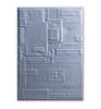 3-D Embossing Folder  Foundry   per stuk