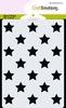 A6 MM Mix stencil design ster 5 punt