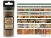 Tim Holtz design tape vintage