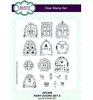 Fairy Doors set 1  stempels