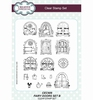 Fairy Doors set B clear stamps