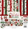 Here Comes Santa Claus 12x12 Inch Collection Kit