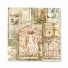 Leonardo Magna Carta printed sheet