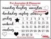 Weekdagen NL