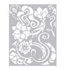Floral Swirls : Katelyn Lizardi designs