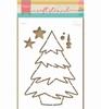 Christmas tree by Marleen