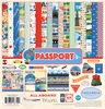 Passport 12x12 Inch Collection Kit