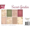 Papier set A4 Secret Garden