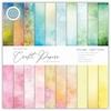 Essential Craft Paper Pad Grunge Light Tones 6
