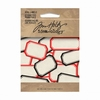 Tim Holtz vial labels x40