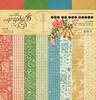 Joy to the World 12x12 Inch Patterns & Solids Paper Pad