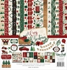 A Cozy Christmas 12x12 Inch Collection Kit