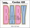Cardzz no 153 Baby