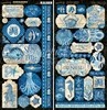 Ocean BLue Collection