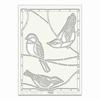 Birds on a Branch A5 B