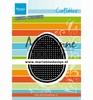 Cross stitch Easter egg