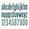 Alphanumeric Classic Lower