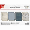 Papier set A4 Nautical Traveler