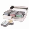 Distress Pad Storage Tin - 3x3 Pads (leeg)