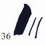 Aquarelstift marineblauw   per stuk