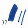 Aquarelstift blauw   per stuk