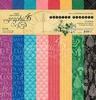 Fashion Forward 12x12 Inch Patterns & Solid Paper Pad