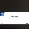 Kraft Karton Black  30,5 x 30,5 cm