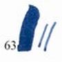 Aquarelstift blauw