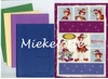 Pardoes nr.1 : set kaarten, enveloppen en knipvellen