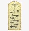 Ornate Metal Keys