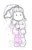 Tilda in Spring Rain