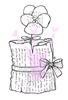Wrapped Violet   per stuk