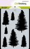 A6 Dennenbomen