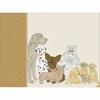 D-Ring Album Pawfect - Dog 12'x 12'