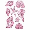 A4 Romantic Sea Dream Shells