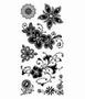 Gem Stone Flowers   per vel