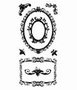 Ornamental Frames   per vel