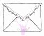 Love Envelope   per stuk