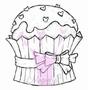 Love Muffin   per stuk