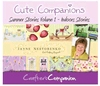 Cute Companion Summer Stories Collection - Indoors   per stuk