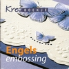 Kreaboekje. Engels embossing