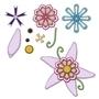 Flower Creations 2   per stuk