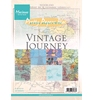 Vintage Journey A5   per pak