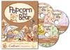Popcorn the Bear 3 CD-Box   per set