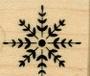 Sneeuwkristal   per stuk