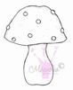 Big Mushroom   per stuk