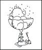 Clear stempel Smookie Wijnglas    per stuk