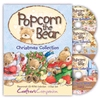 Popcorn the Bear 3 CD-Box kerst   per set
